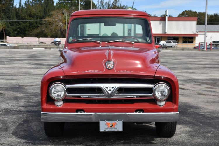 1953 FORD F100 BIG BLOCK pickup truck wallpaper