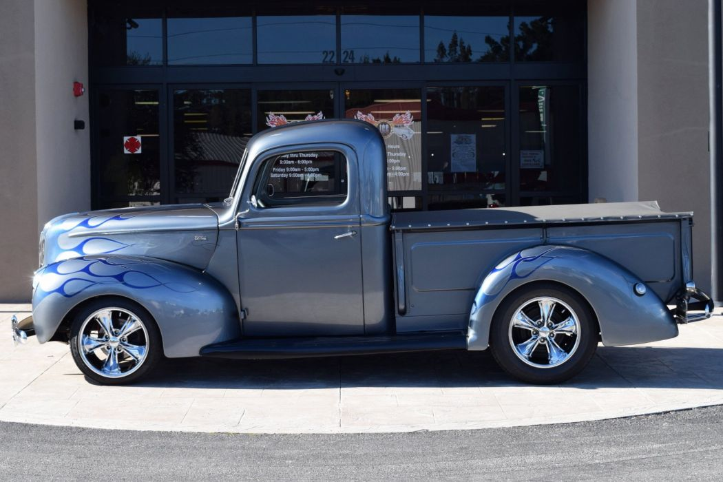 1941 FORD PICKUP STEEL BODY 350 pickup truck wallpaper