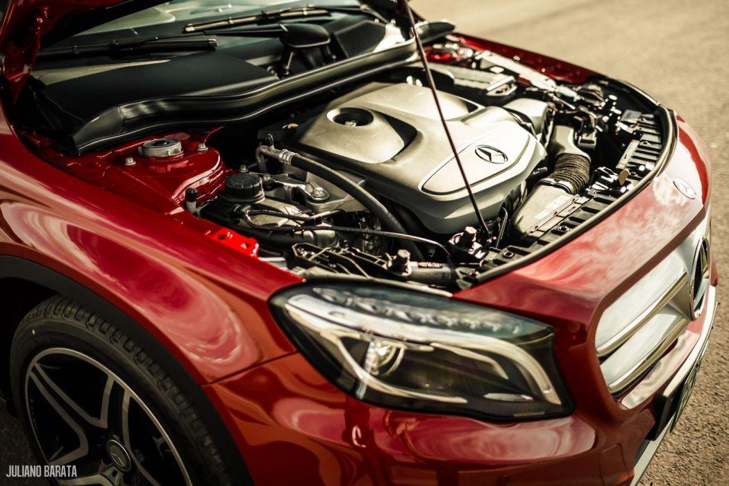 Mercedes Benz GLA wallpaper