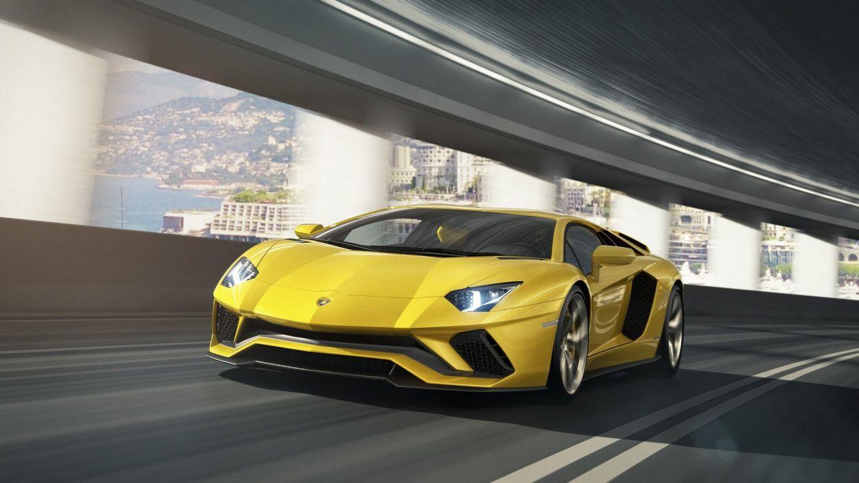 Lamborghini Aventador S  wallpaper