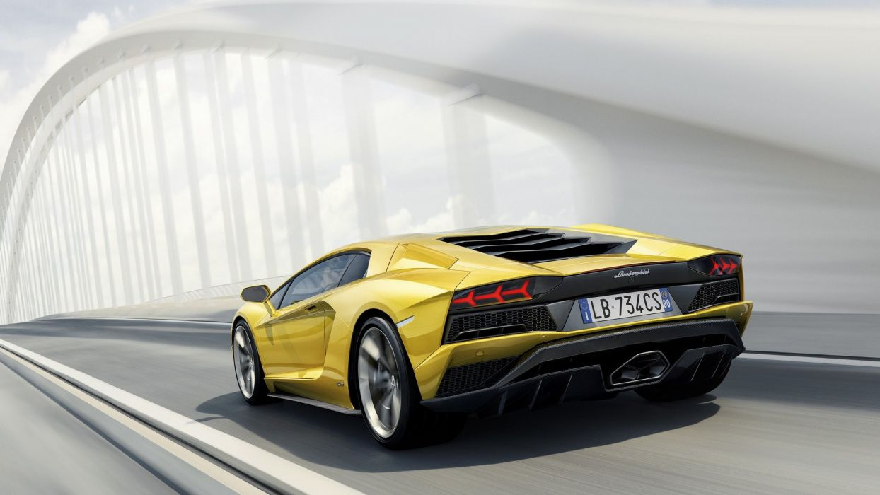 Lamborghini Aventador S Wallpaper 1920x1080 1067195