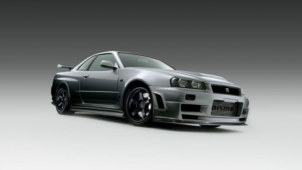 Nissan Skyline GT-R Nismo wallpaper