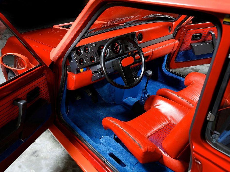 Renault 5 Turbo  wallpaper