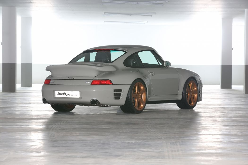 RUF Turbo R Limited  wallpaper