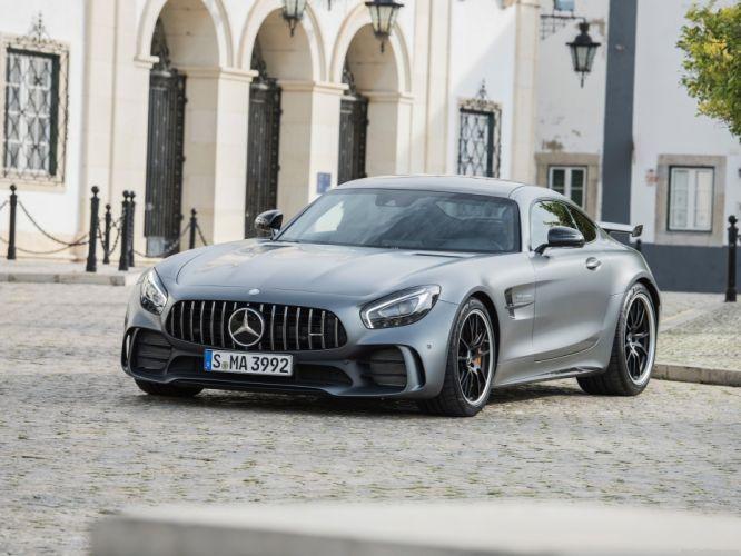 Mercedes Benz AMG GTR cars supercars 2016 wallpaper