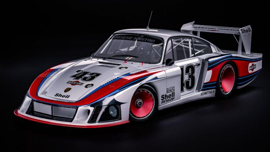 Porsche 935 Moby Dick 1978 Race Car Le Mans wallpaper
