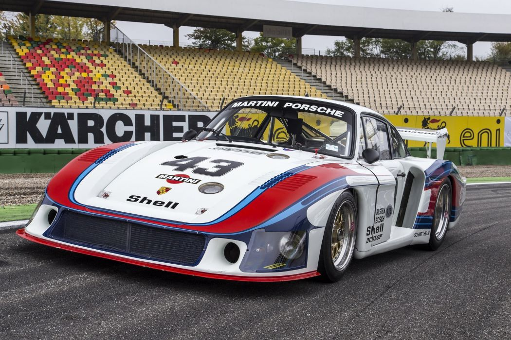 Porsche 935 Moby Dick Race Car Le Mans wallpaper