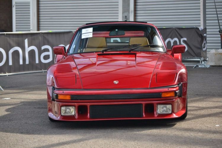 Porsche 935 Street Slant Nose Turbo 911 wallpaper