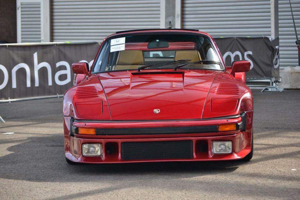 Porsche 935 Street Slant Nose Turbo 911 wallpaper