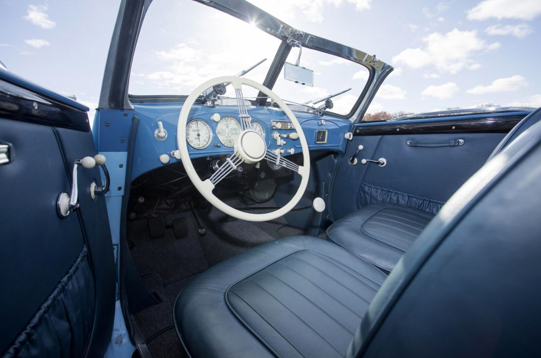 28 Cabriolet cars classic 1938 wallpaper