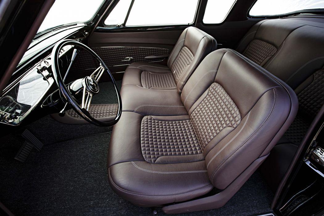 1953 Studebaker Commander coupe cars black wallpaper