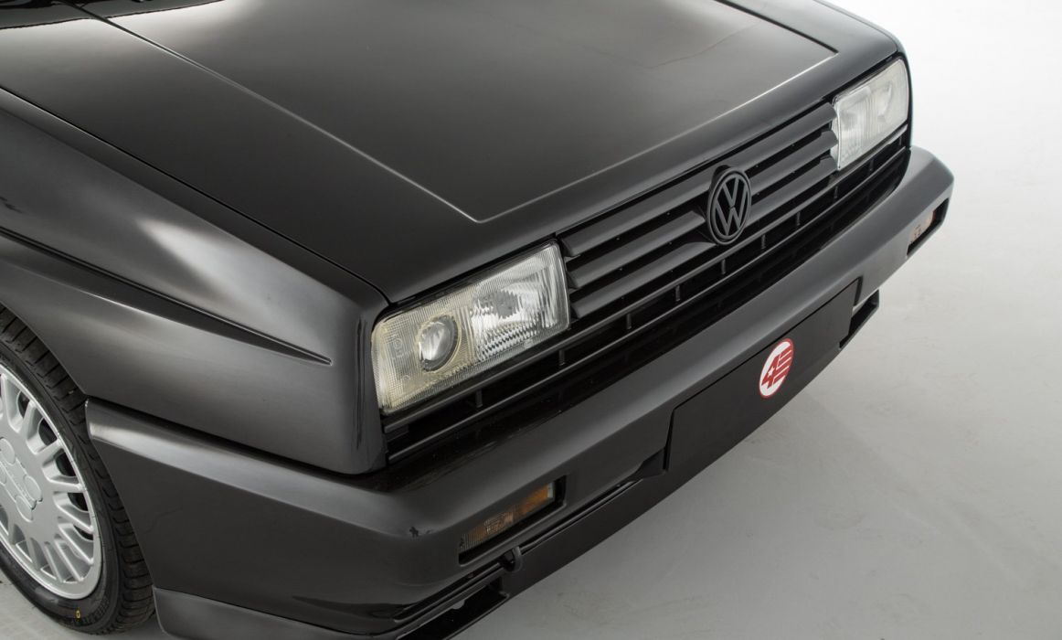Volkswagen Golf GTI Rally  wallpaper