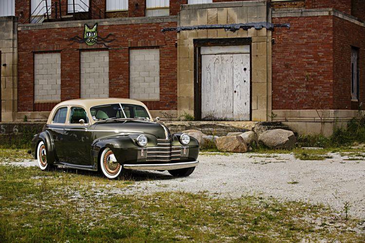 1940 Olds cars Street Rod wallpaper