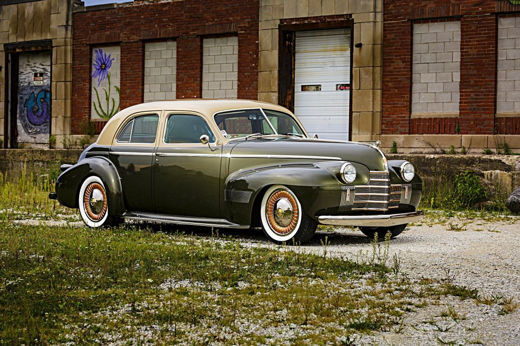 1940 Olds cars Street Rod  wallpaper