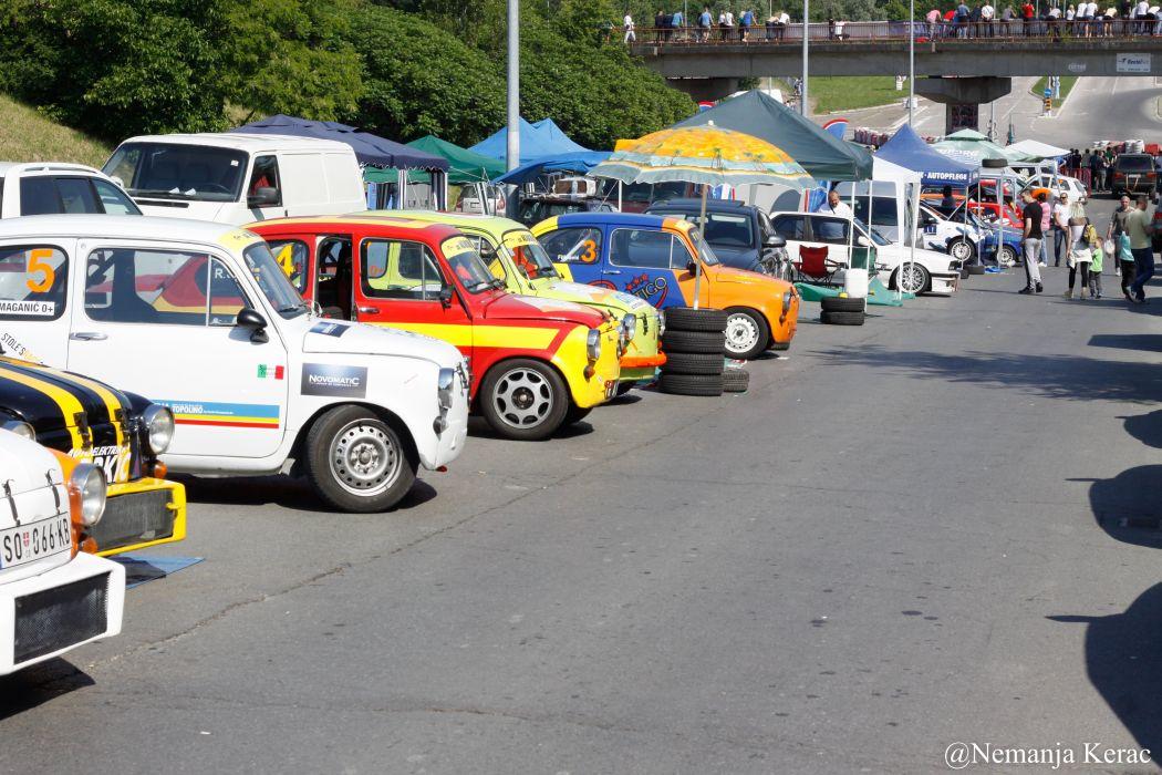 Zastava 750 Fica -Miseluk Race Track wallpaper