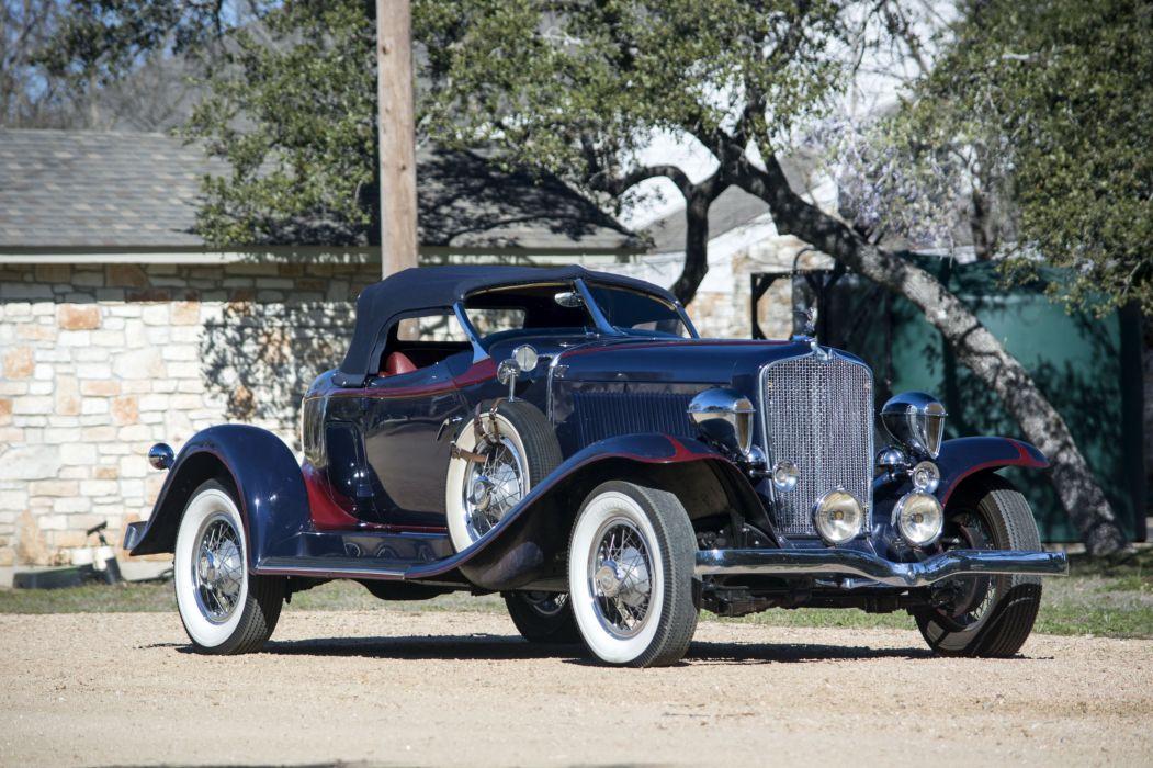 Auburn 8-101 Boattail Speedster 1933 wallpaper