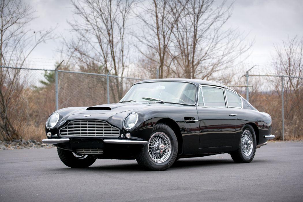 Aston Martin DB6 Vantage 1965 wallpaper