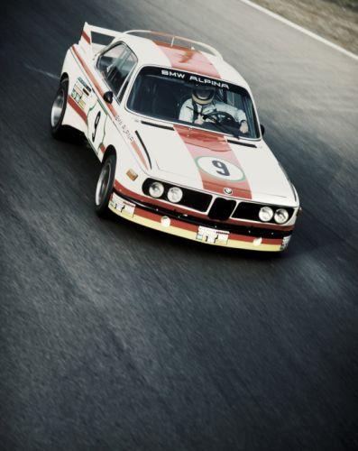 BMW 3 0 CSL Race Car 1971 wallpaper