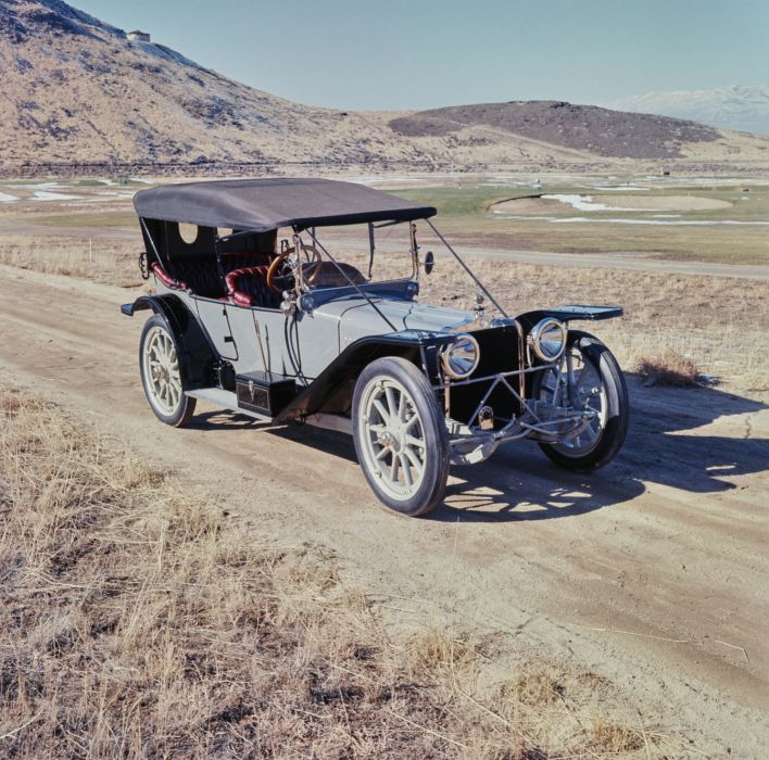 American Model 644 Touring 1914 wallpaper