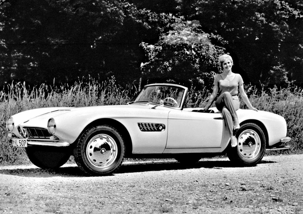 BMW 507 1956 wallpaper