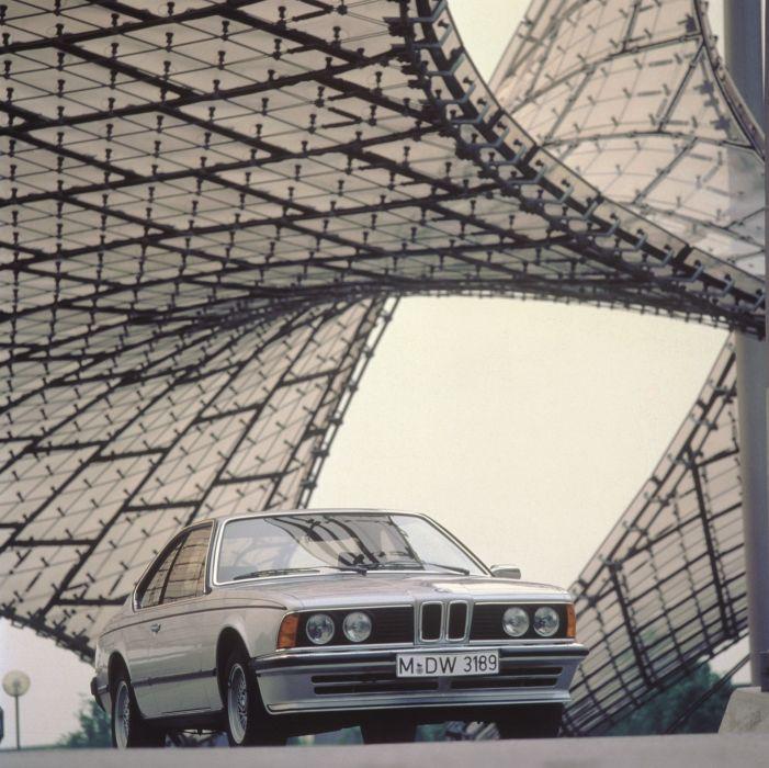 BMW 635 CSi 1978 wallpaper