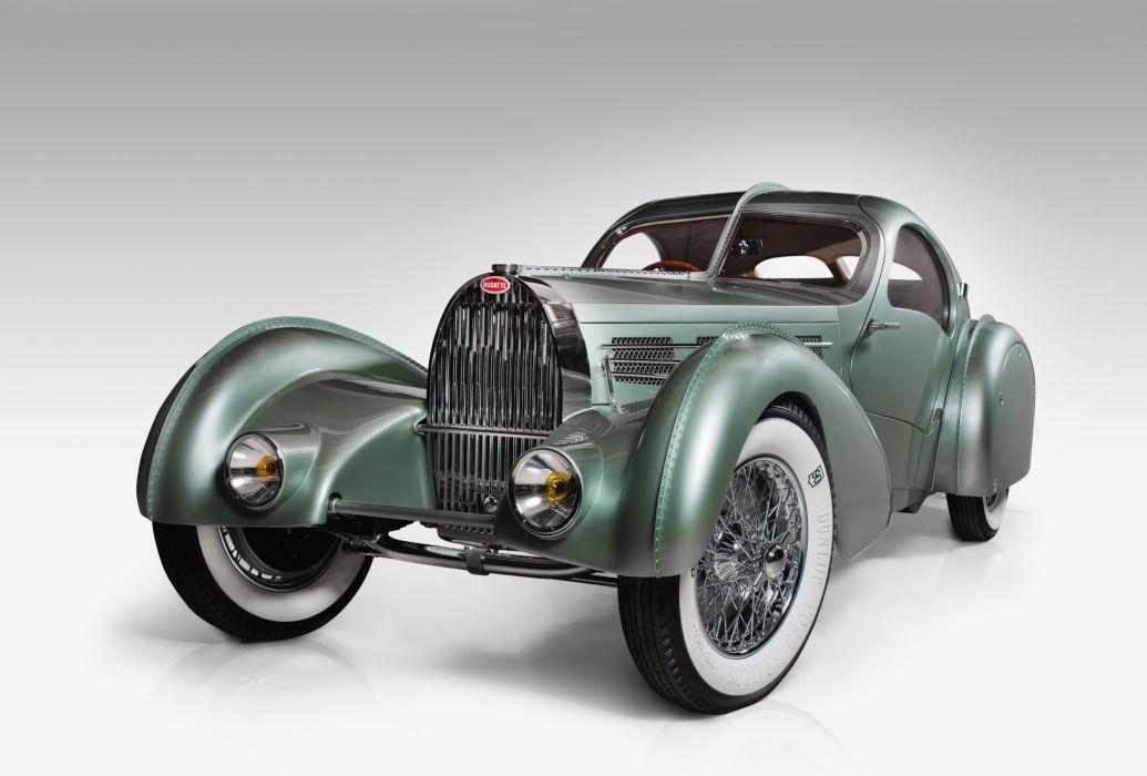 Bugatti Aerolithe Prototype Recreation 2013 wallpaper