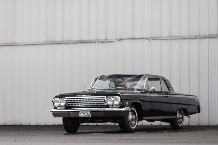 Chevrolet Impala SS 409-409 HP Sport Coupe 1962 wallpaper