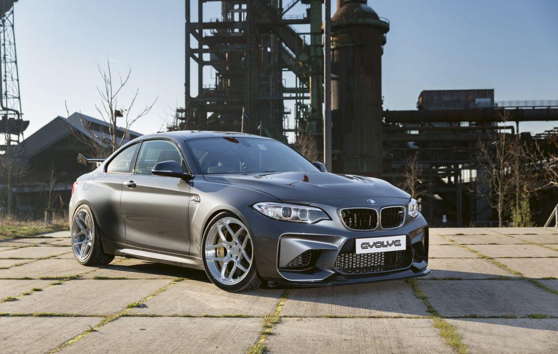 Evolve Automotive BMW M2 2016 wallpaper