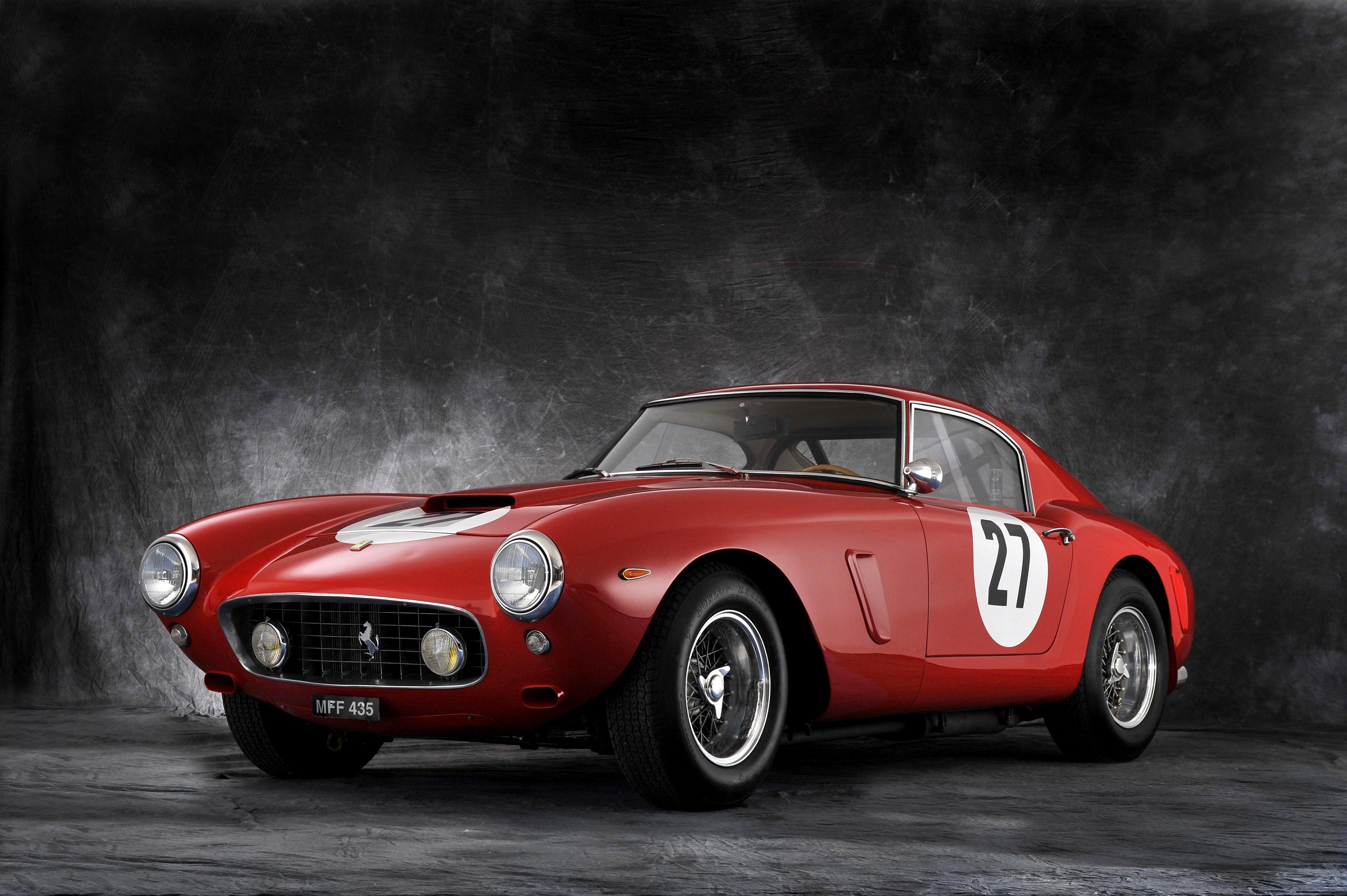 Ferrari 250 Gt Berlinetta Passo Corto Competizione 1960