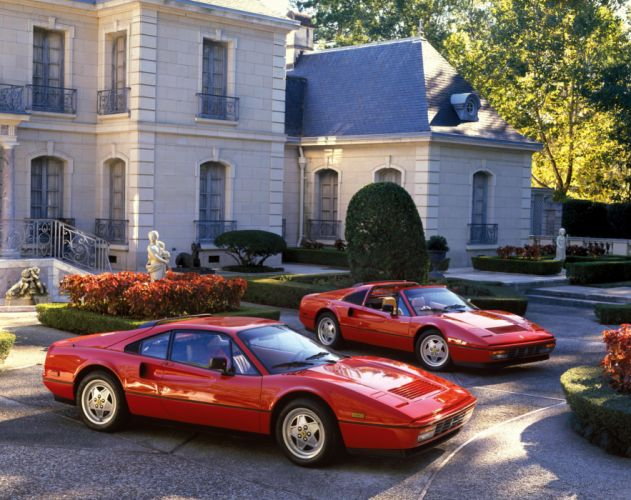 Ferrari 328 1985 wallpaper