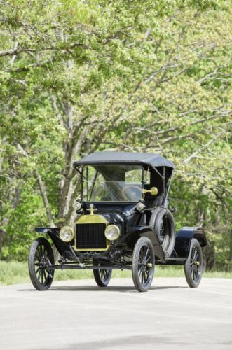 Ford Model T Runabout 1915 wallpaper