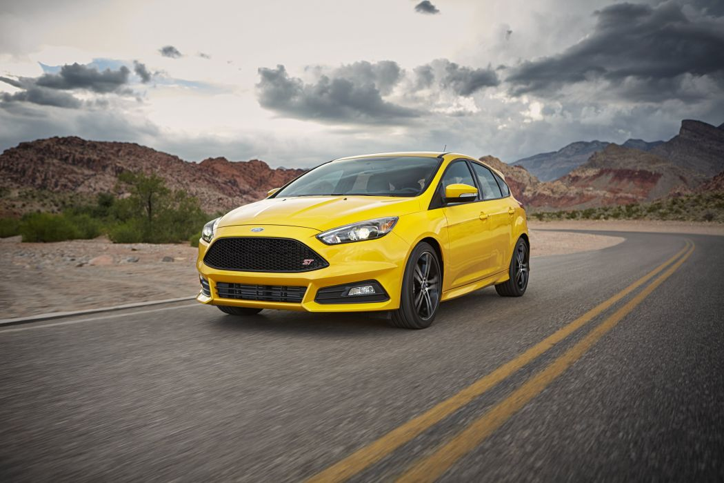 Ford Focus ST 2015 wallpaper