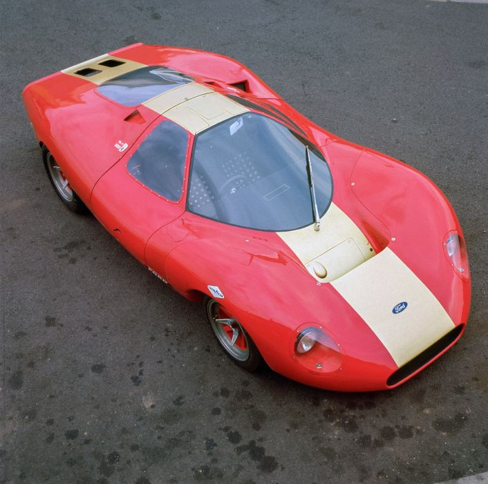 Ford P68 1968 wallpaper