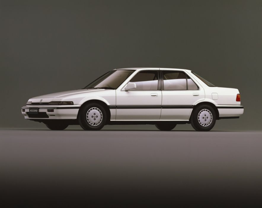 Honda Accord EF Extra White Edition 1988 wallpaper