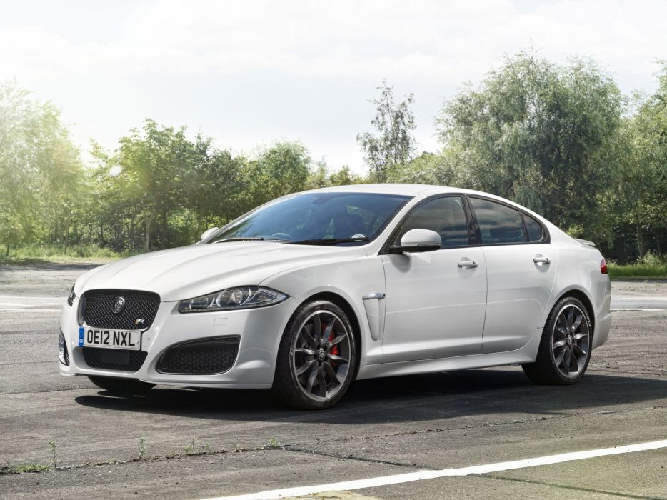 Jaguar XFR Speed Pack 2012 wallpaper