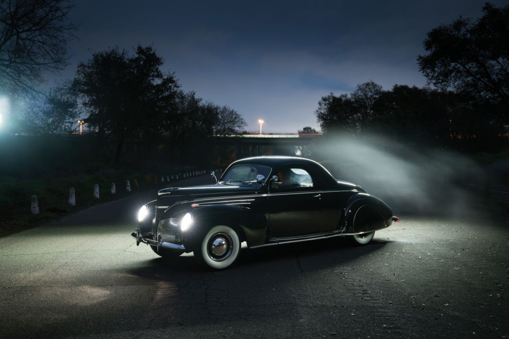 Lincoln Zephyr Coupe 1939 wallpaper