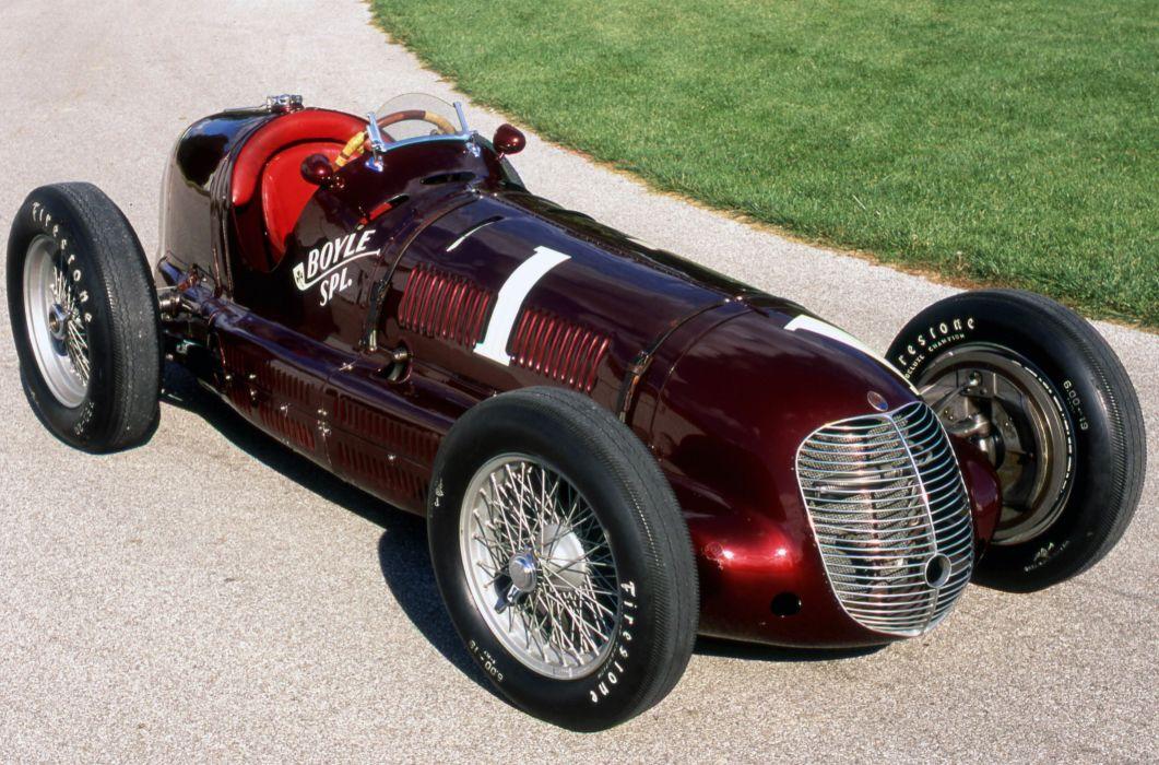 Maserati 8CTF Boyle Special 1938 wallpaper