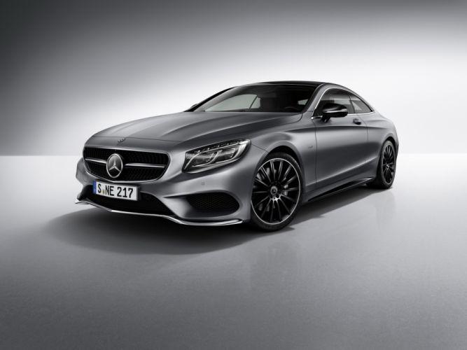 Mercedes-Benz S-Klasse Coupy wallpaper