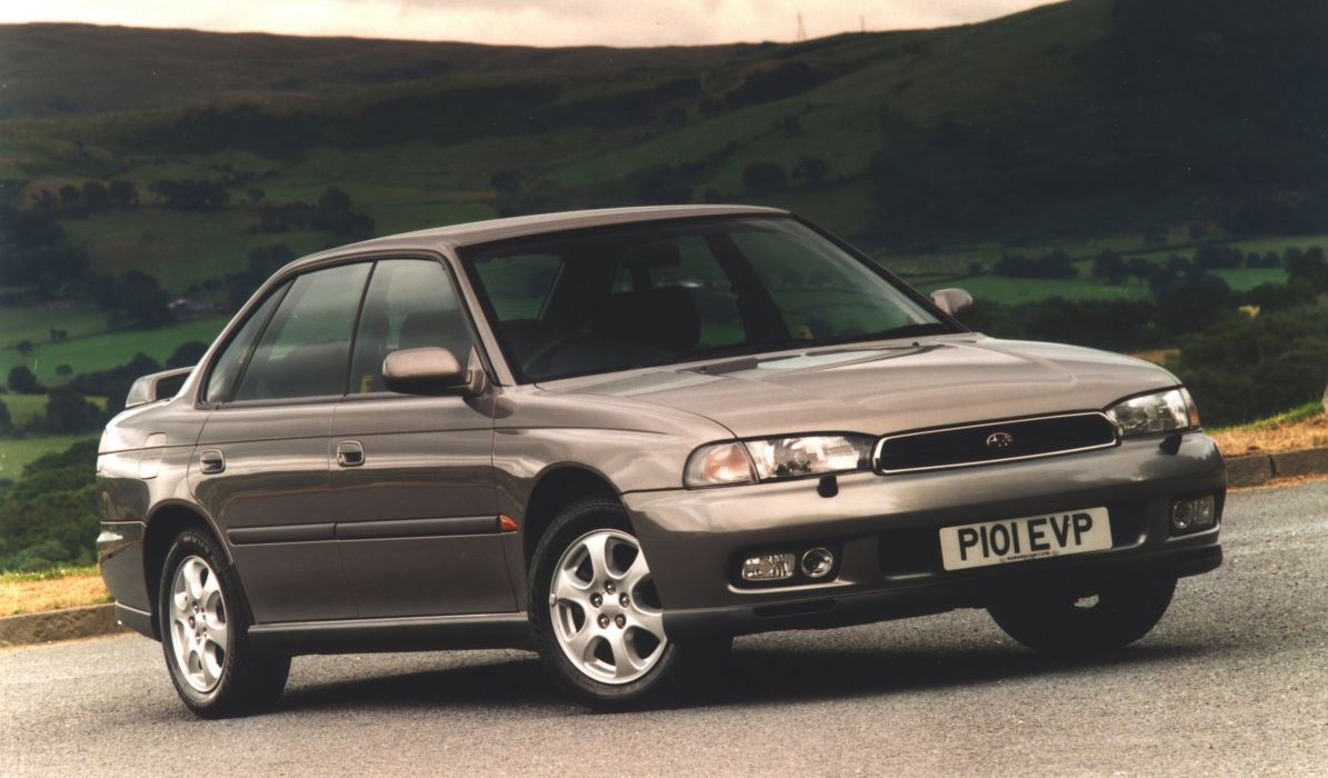 Subaru Legacy 1994 wallpaper