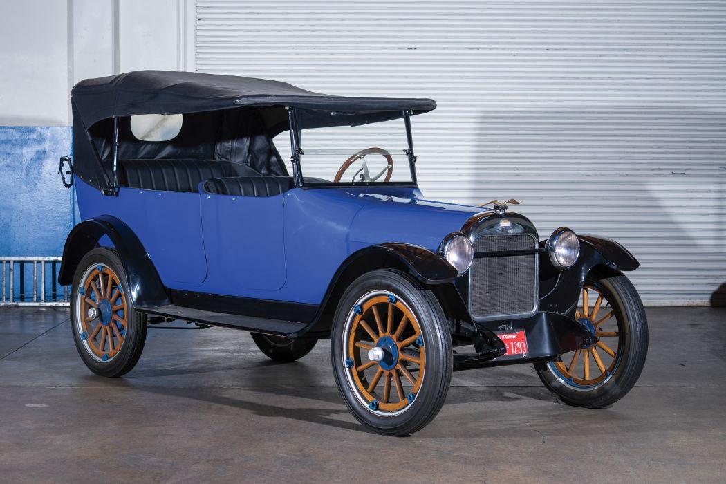 Oakland Model 34-B Touring 1918 wallpaper