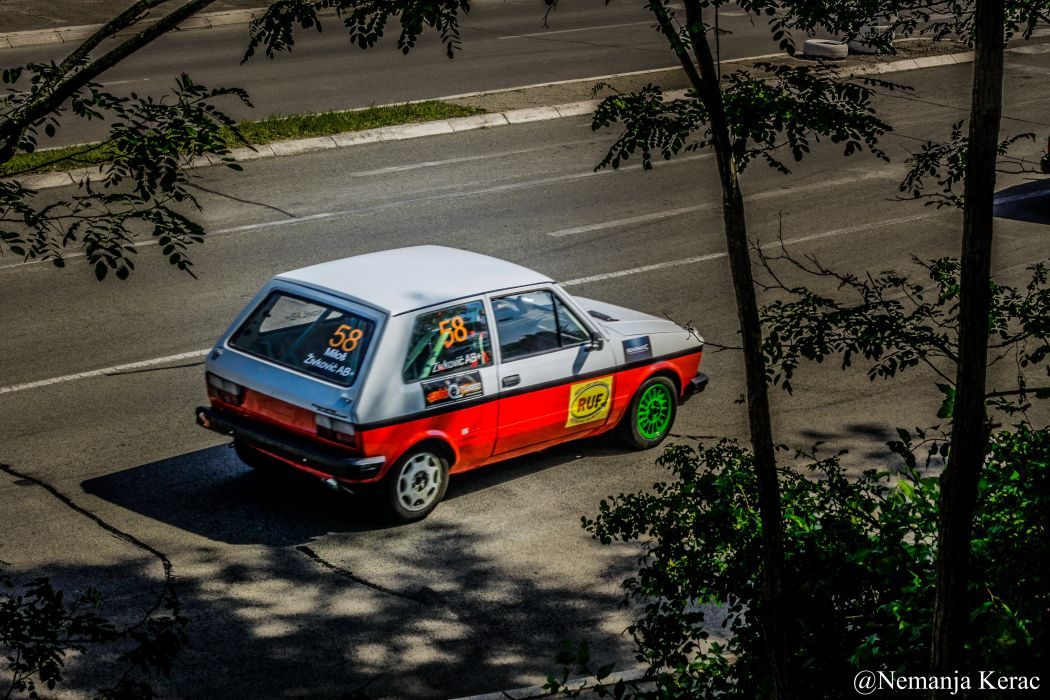 Yugo Miseluk Race Track wallpaper