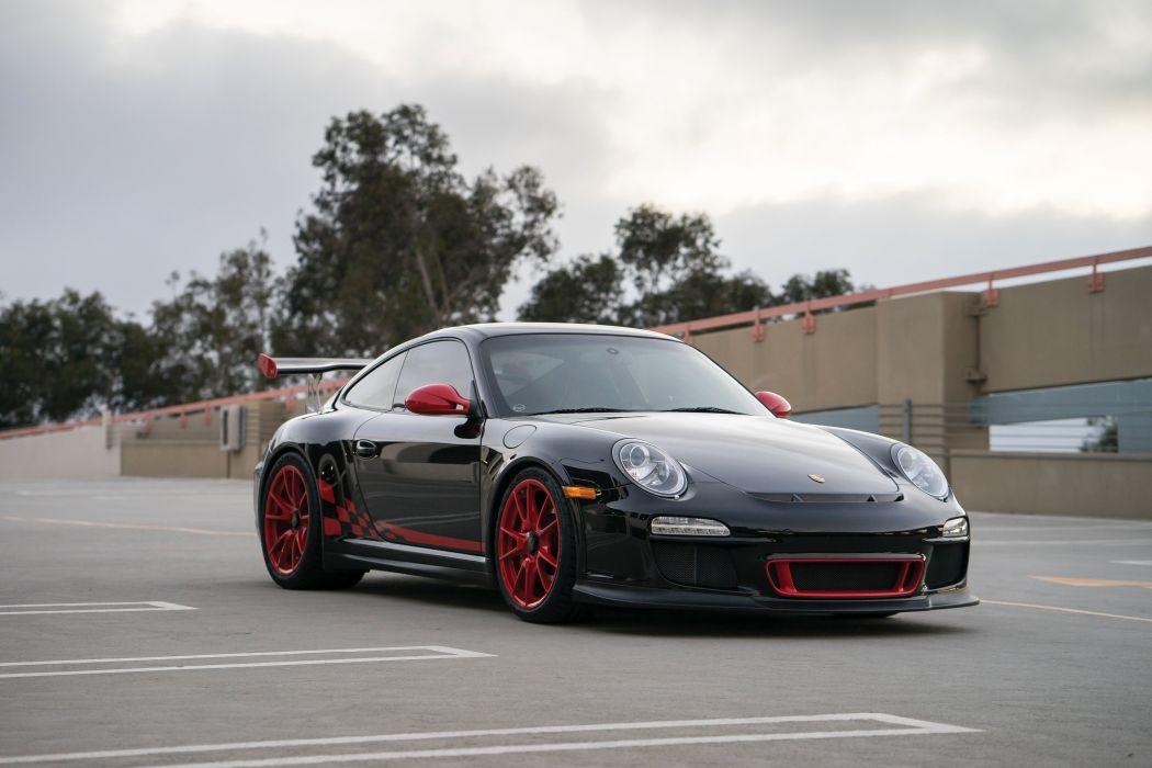 Porsche 911 GT3 RS 2009 wallpaper