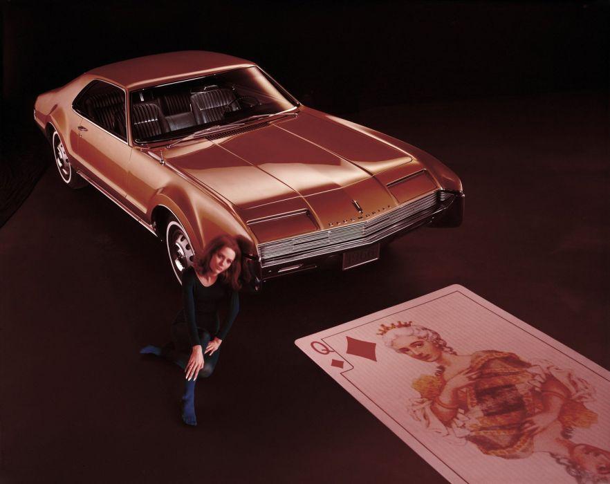 Oldsmobile Toronado 1966 wallpaper
