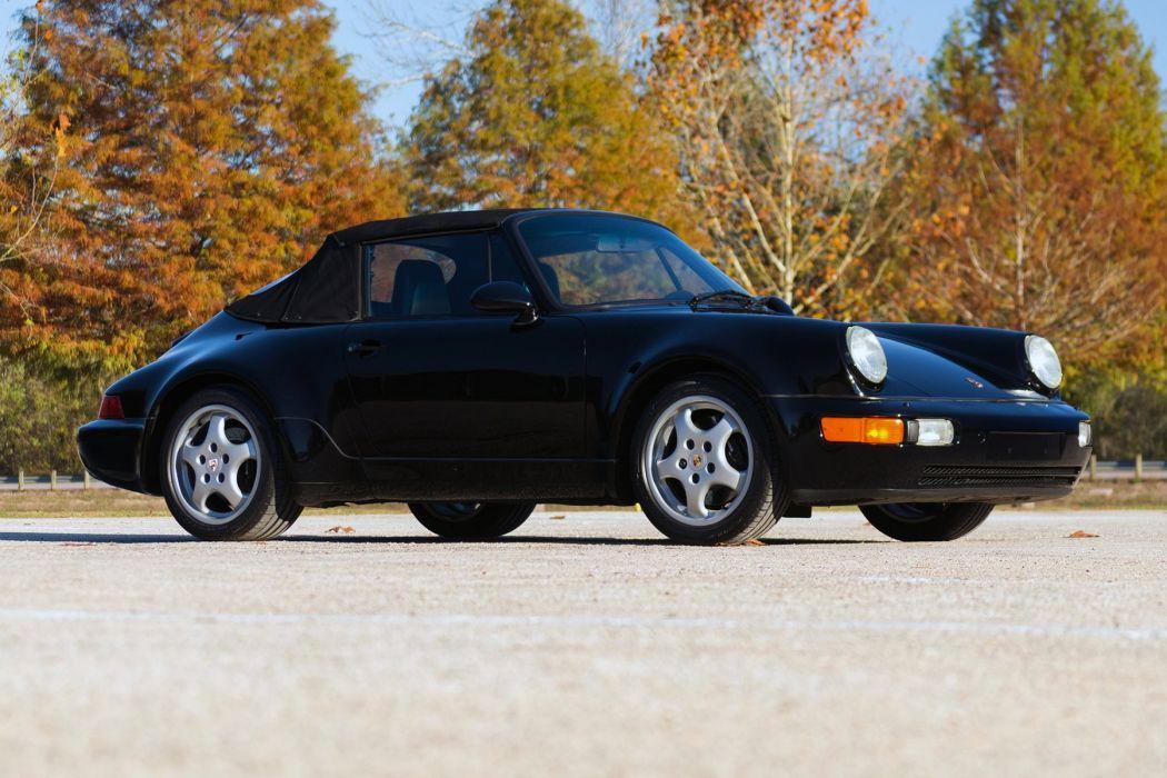 Porsche America Roadster MT 1992 wallpaper