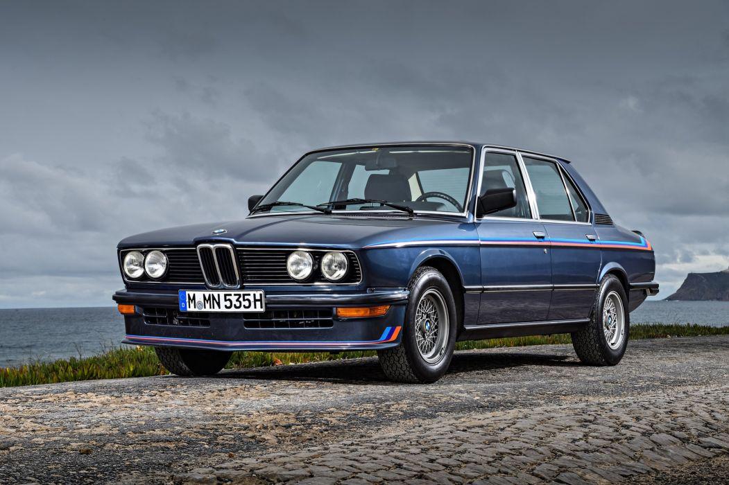 BMW M535i 1980 wallpaper