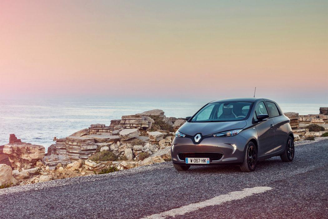 Renault Zoe Z E Edition One 2016 wallpaper