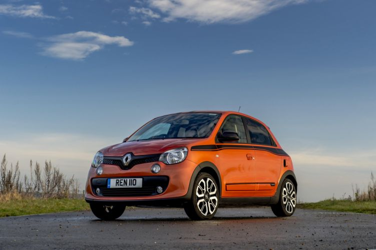 Renault Twingo GT 2016 wallpaper