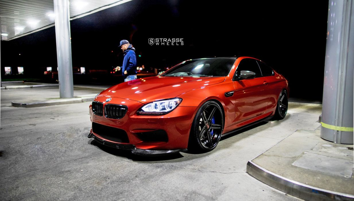 Strasse Wheels BMW (M6) cars wallpaper