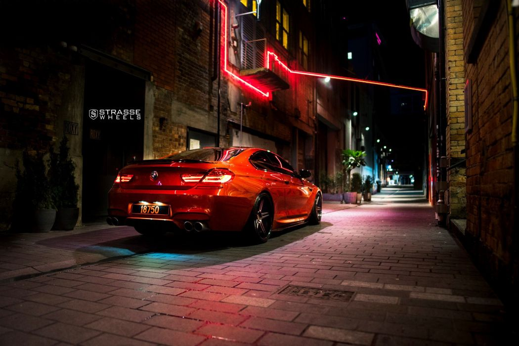 Strasse Wheels BMW (M6) cars wallpaper
