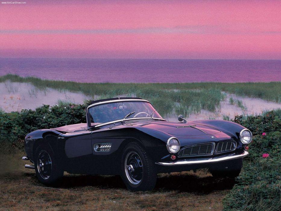 BMW 507 1955 Classic Rare wallpaper